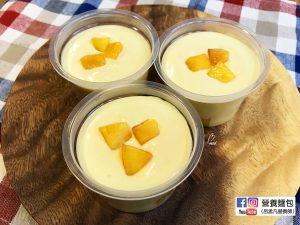 營養師不藏私食譜分享:減脂減糖芒果優格慕斯。適合夏天吃的清爽點心!